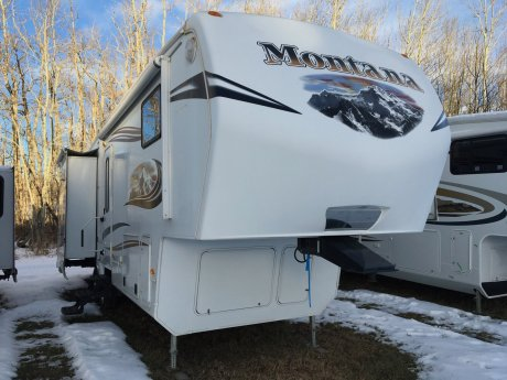 2012 Keystone Mountaineer 290rlt