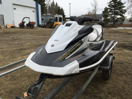 2018 Yamaha Wave Runner 1800 Vxcruiser Ho