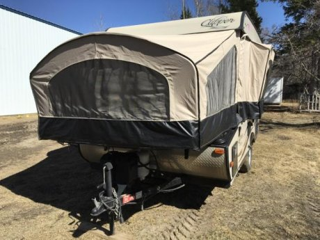 2015 Coachman Clipper Sport 115